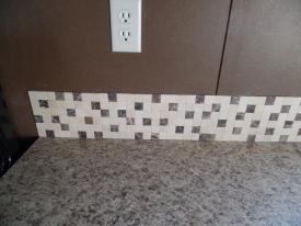 RM1676B Mosaic Backsplash